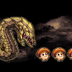 Cursed+ Sand Worm & Mushroom [剣と魔法のログレス いにしえの女神].