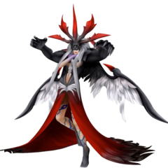 Ultimecia's Griever form in <i>Dissidia</i>.