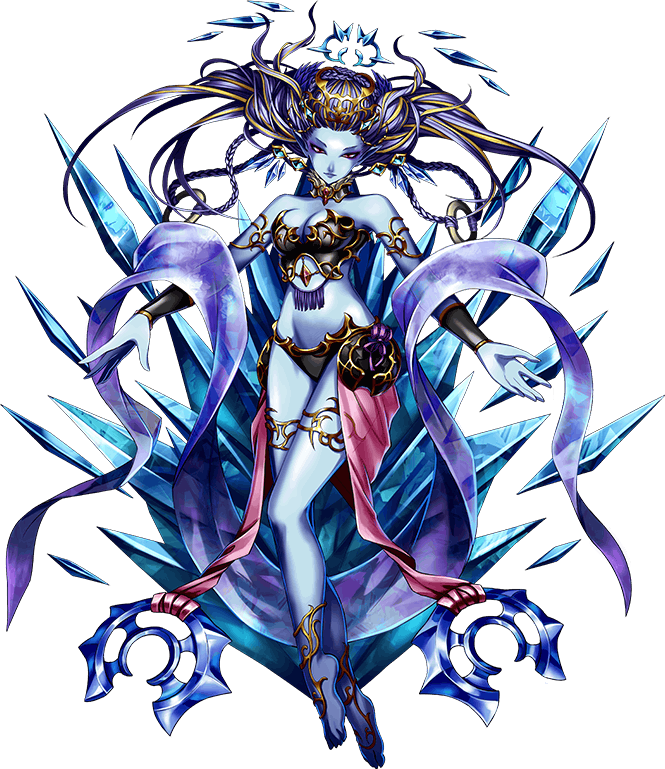 image ffbe shiva artworkpng final fantasy wiki