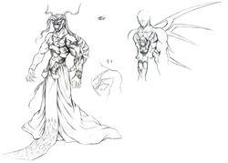 Adel FFVIII Sketch