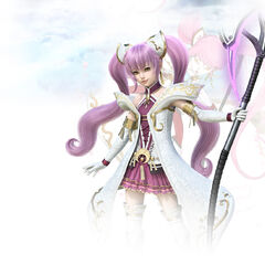 CG Render of Sakura.