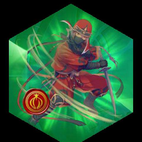 Onion Ninja's Phantom Stone (Rank 6).