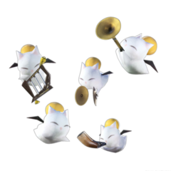 A render of the Set of Primogs minion.