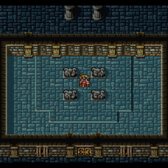 Chaos Shrine of the Past (PS).