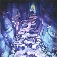 Ice Cavern.