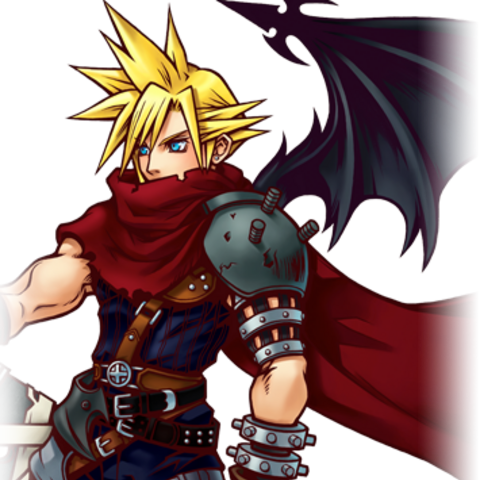 Artwork of Cloud.