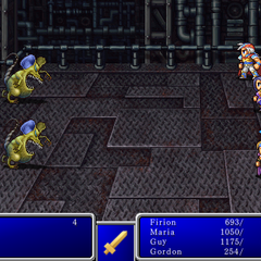 Cure VI from <i>Final Fantasy II (iPod).</i>