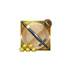T.K. Army Sword.