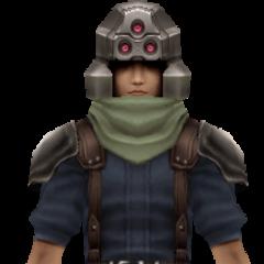 Infantryman in <i>Crisis Core -Final Fantasy VII-</i>.