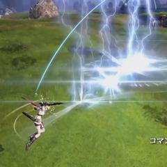 Thundaga used by Lightning in <i><a href=