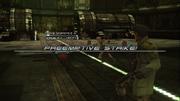 FFXIII Preemptive Strike