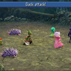 A Back Attack (DS).