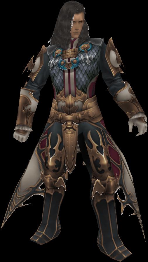 image vayneffxiibattlepng final fantasy wiki