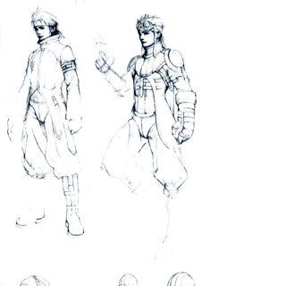 Costume concepts.