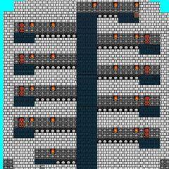 Mysidian Tower's Eight Floor.