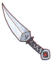 Knife FFIII Art