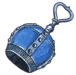 Rune Bell FFIII Art