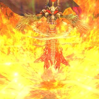 Rebirth Flame.