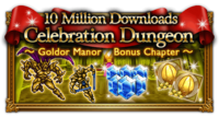 FFRK 10 Million Downloads Event