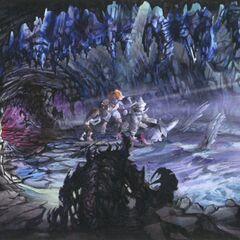 Ice Cavern Blizzard.