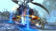 Lightning Strikes Aspect of Chaos FFXIV