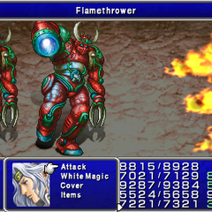 Flamethrower (PSP).
