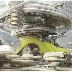 Center of Eden artwork.