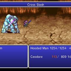 Cross Slash.