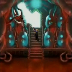 The Reactor in <i>Before Crisis -Final Fantasy VII-</i>.