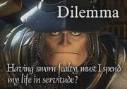 FFIX Dilemma