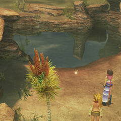 Oasis in <i>Final Fantasy X-2</i>.