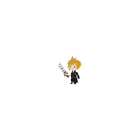 <i>Kingdom Hearts Mobile</i>.