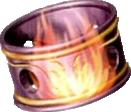 FF7 Fire armlet
