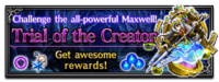 FFBE Event- Trial of the Creator