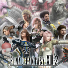 <i>Final Fantasy XIII-2 Digital Content Selection</i> thumbnail.