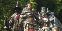 Warrior of Light (Final Fantasy XIV)