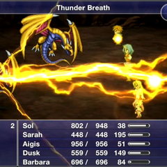 Thunder Breath.