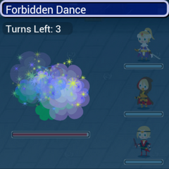 Forbidden Dance.