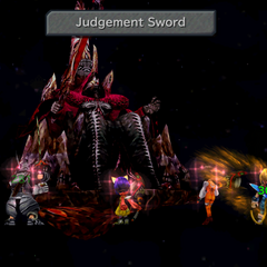 Judgment Sword.