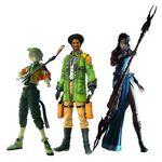 FFXIII PlayArts 2