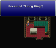 FFVI Unobtainable Fairy Ring