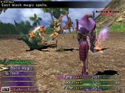 FFX-2 Thief Attack