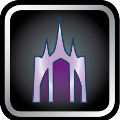 The icon representing Luxerion.