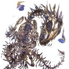 Bone Dragon.
