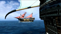 FFXIV Sea Battle