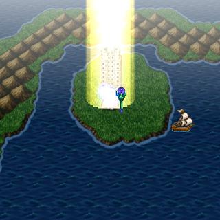 The Crystal Rod (PSP).