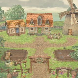 Stella Ranch in-game.