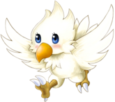 FFLToS White Chocobo