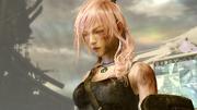 LRFFXIII Lara Croft TOMB RAIDER Gear in a Cutscene