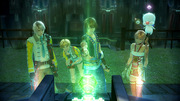 FFXIII-2 Activating Oracle Drive